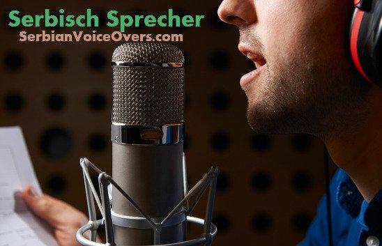 Serbisch Voice Over