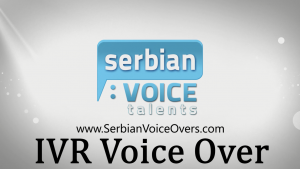 Serbian voiceover for IVR on hold messages voice sample