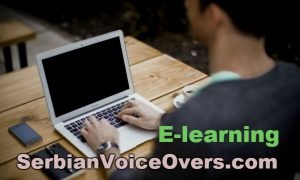 Serbian elearning voice over artist for training courses, gemification game-based learning, step by step instructions, technical information, safety videos, online tutorials
