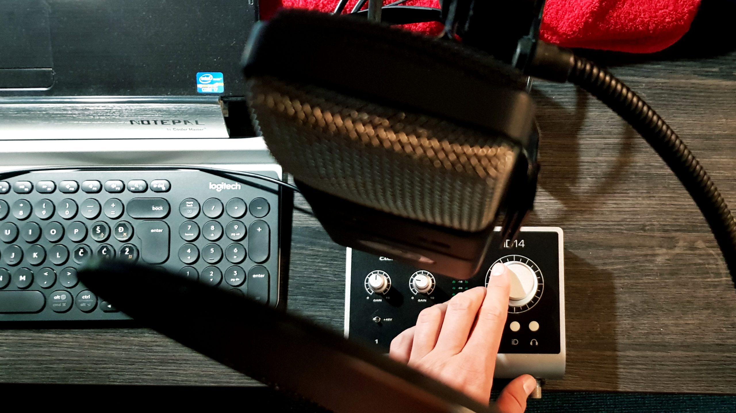 Serbiscje voice over sprecher studio